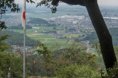 唐沢山神社 景色