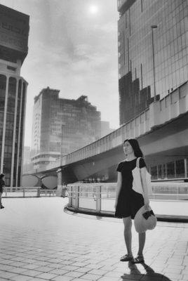 渋谷駅の私